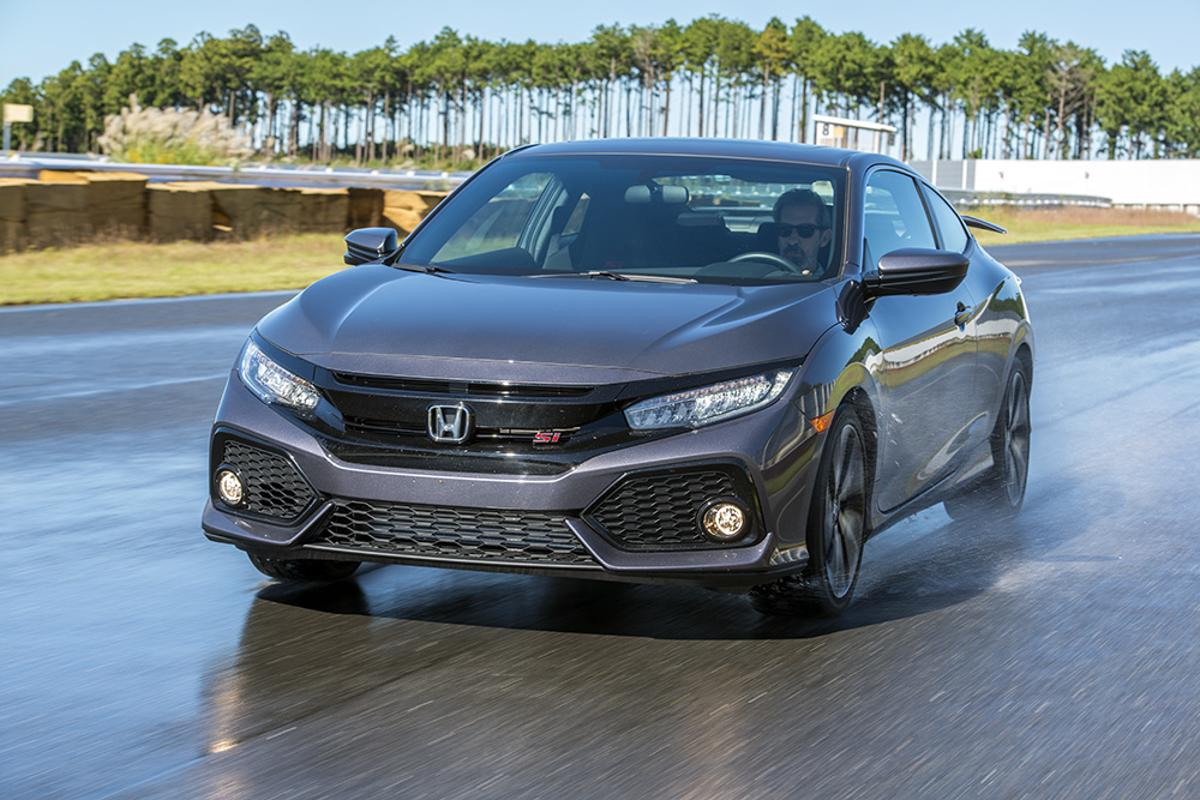 Honda Civic SI Coupe at Sodegaura Raceway 23th OCT 2017 by Pedro Gomes PED 2509