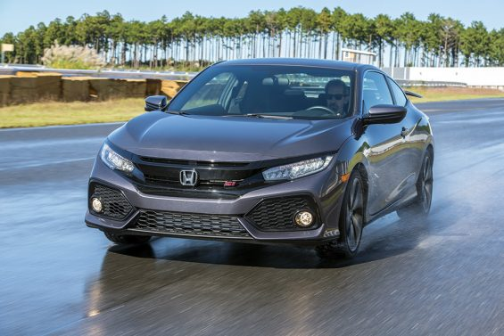 Honda Civic SI Coupe at Sodegaura Raceway 23th OCT 2017 by Pedro Gomes PED 25091
