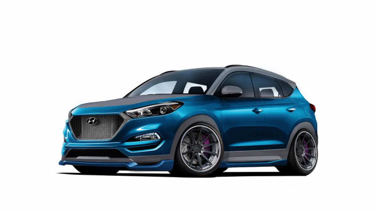 Vaccar Hyundai Tucson Sport Concept
