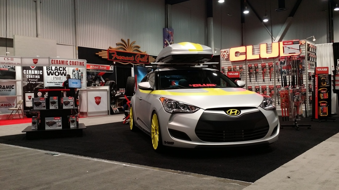 Vaccar Hyundai Tucson Sport Concept/ Vaccar City Safari