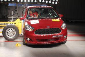 Ford Ka e Ka+ fracassam no teste de segurança