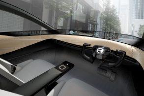 IMx, conceito da Nissan, mostra nova plataforma para elétricos em Tóquio