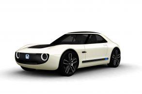 Honda apresenta conceito Sports EV, irmão do Urban EV