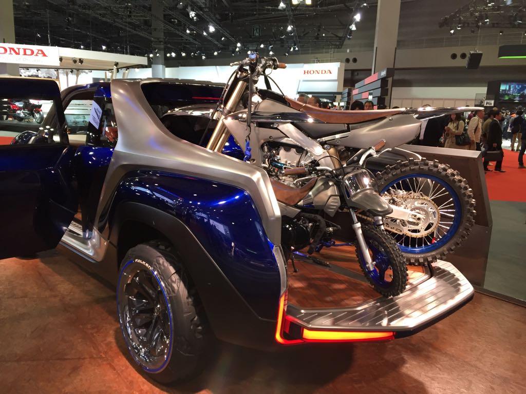Yamaha 4 rodas 3