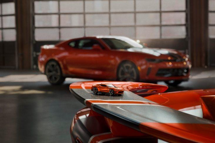 2017 SEMA Chevrolet Hot Wheels 001