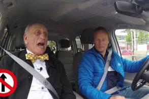 [Vídeo] Boris testa carro autônomo