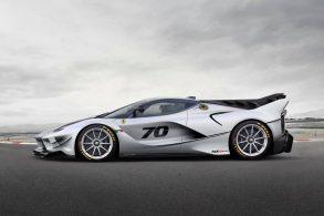 Ferrari apresenta evolução da FXX-K
