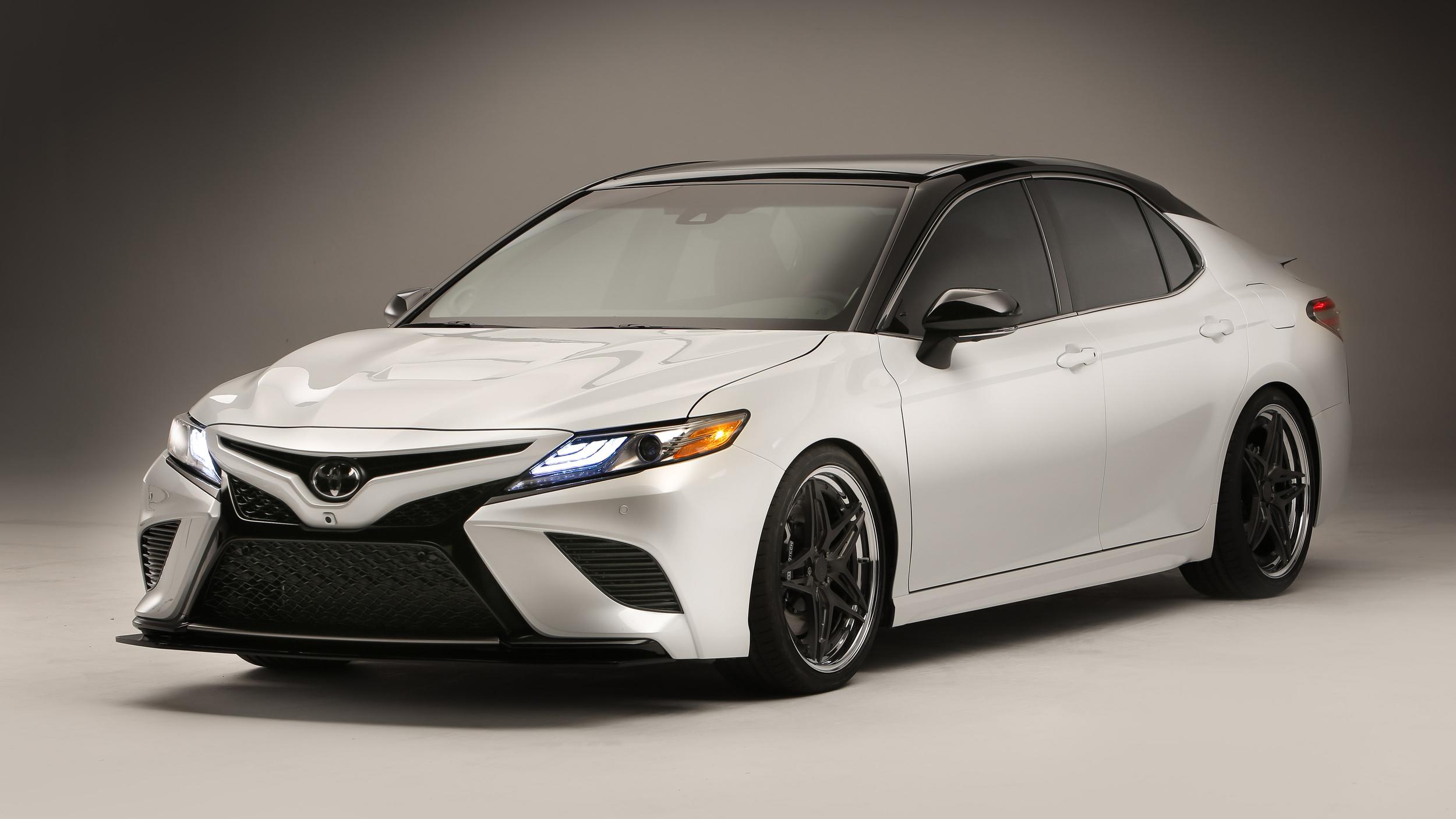 Toyota Camry SEMA