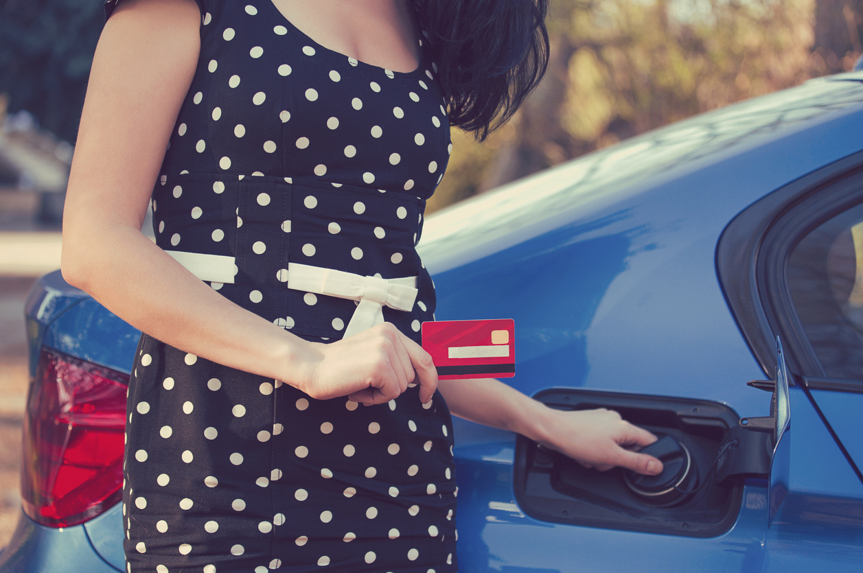 cartao de credito combustivel suspeitos de aumentar o consumo