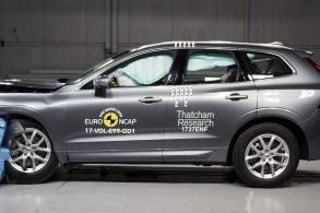 Polo, XC60 e T-Roc ganham cinco estrelas do Euro NCAP