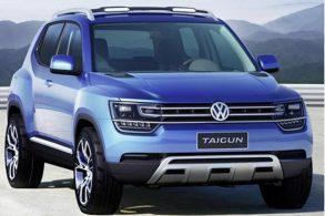 Volkswagen lançará SUV derivado do up! em 2020