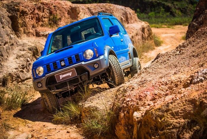 Suzukis voltarão à fábrica original em Itumbiara, GO (Foto Suzuki | Divulgação)