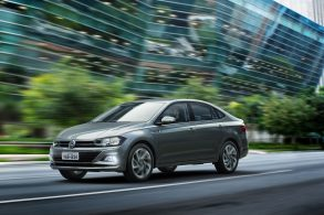 VW apresenta sedã do novo Polo, o Virtus
