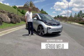 [Vídeo] BMW i3 Rex Full: um carro pronto para o futuro