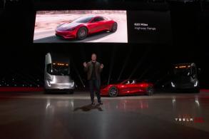 A Tesla quer ganhar batalha contra Mercedes e Aston Martin