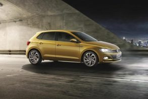 Volkswagen Polo Highline 200 TSI