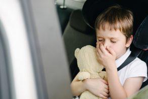 EUA quer sistema para detectar crianças deixadas em veículos