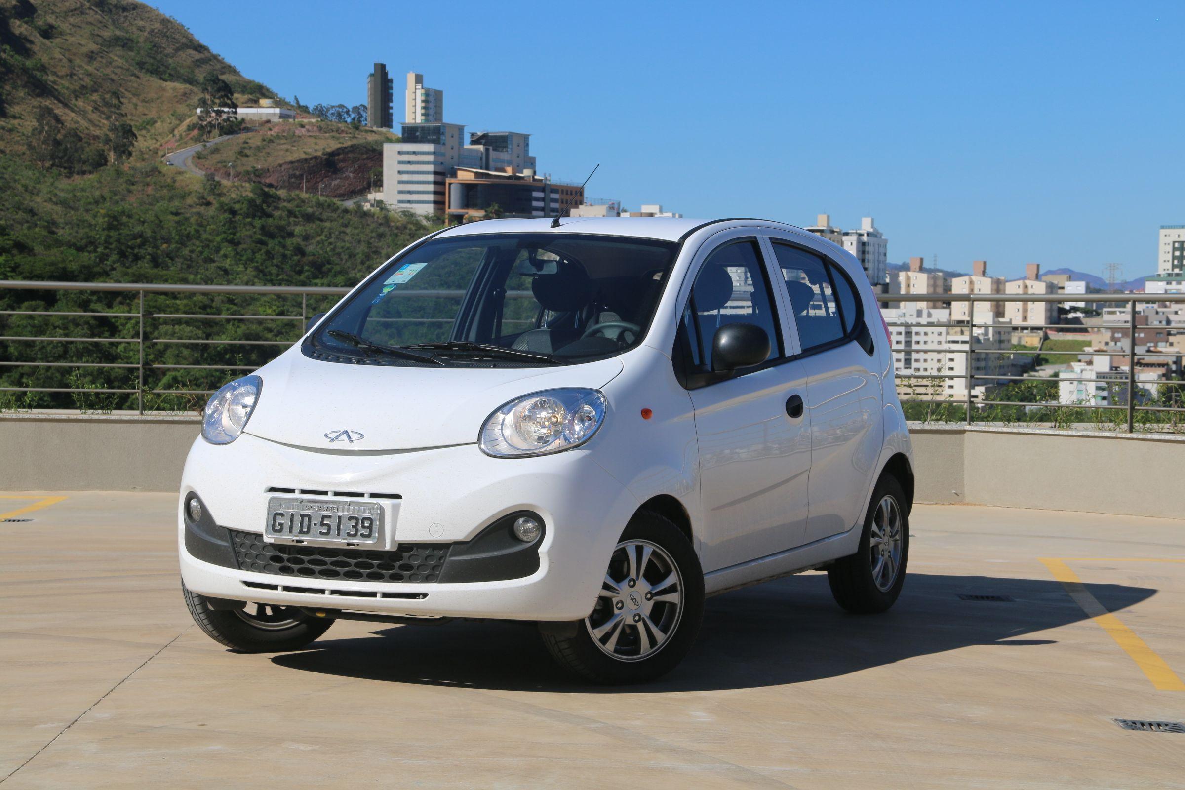 Chery New QQ | AutoPapo