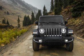 Novo Jeep Wrangler é apresentado oficialmente em Los Angeles