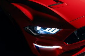Ford apresenta Mustang no Brasil
