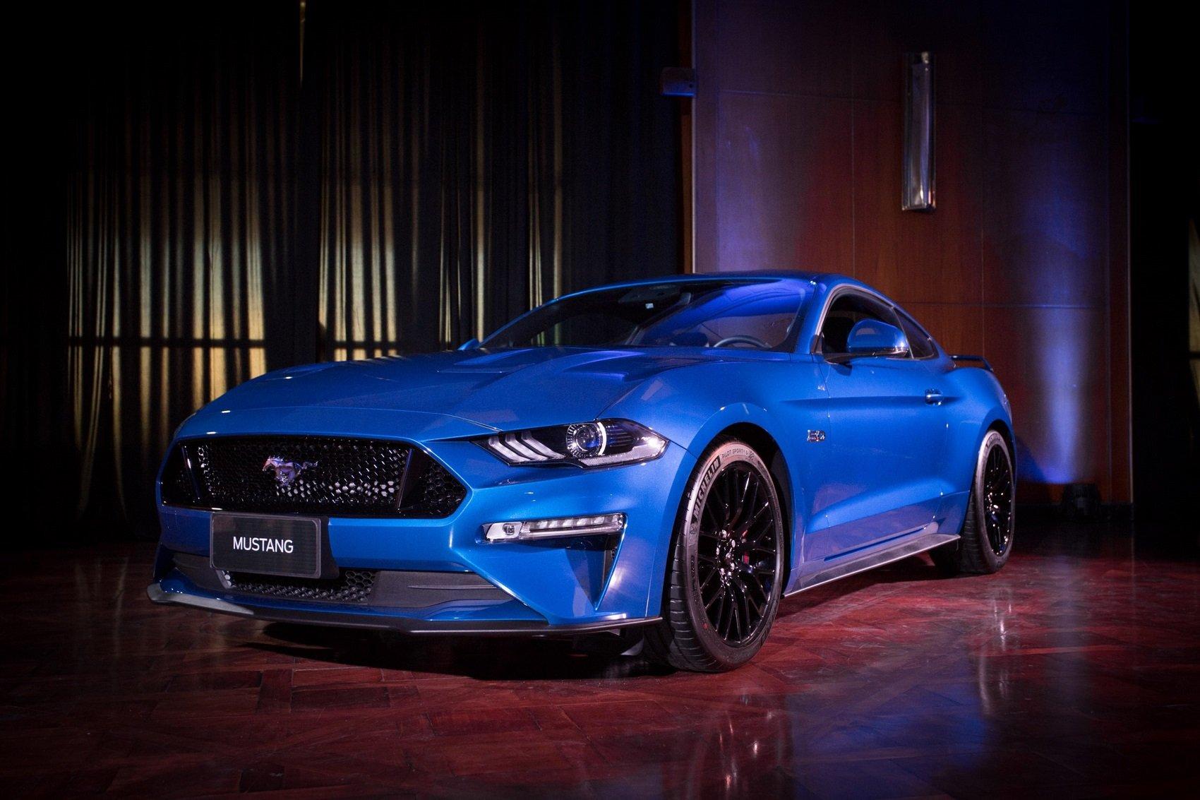Ford Mustang: um dos lançamentos de carros mais importantes de 2018