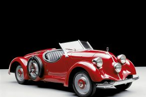 Mercedes 150 Sport Roadster 1936: Precursor do Fórmula 1