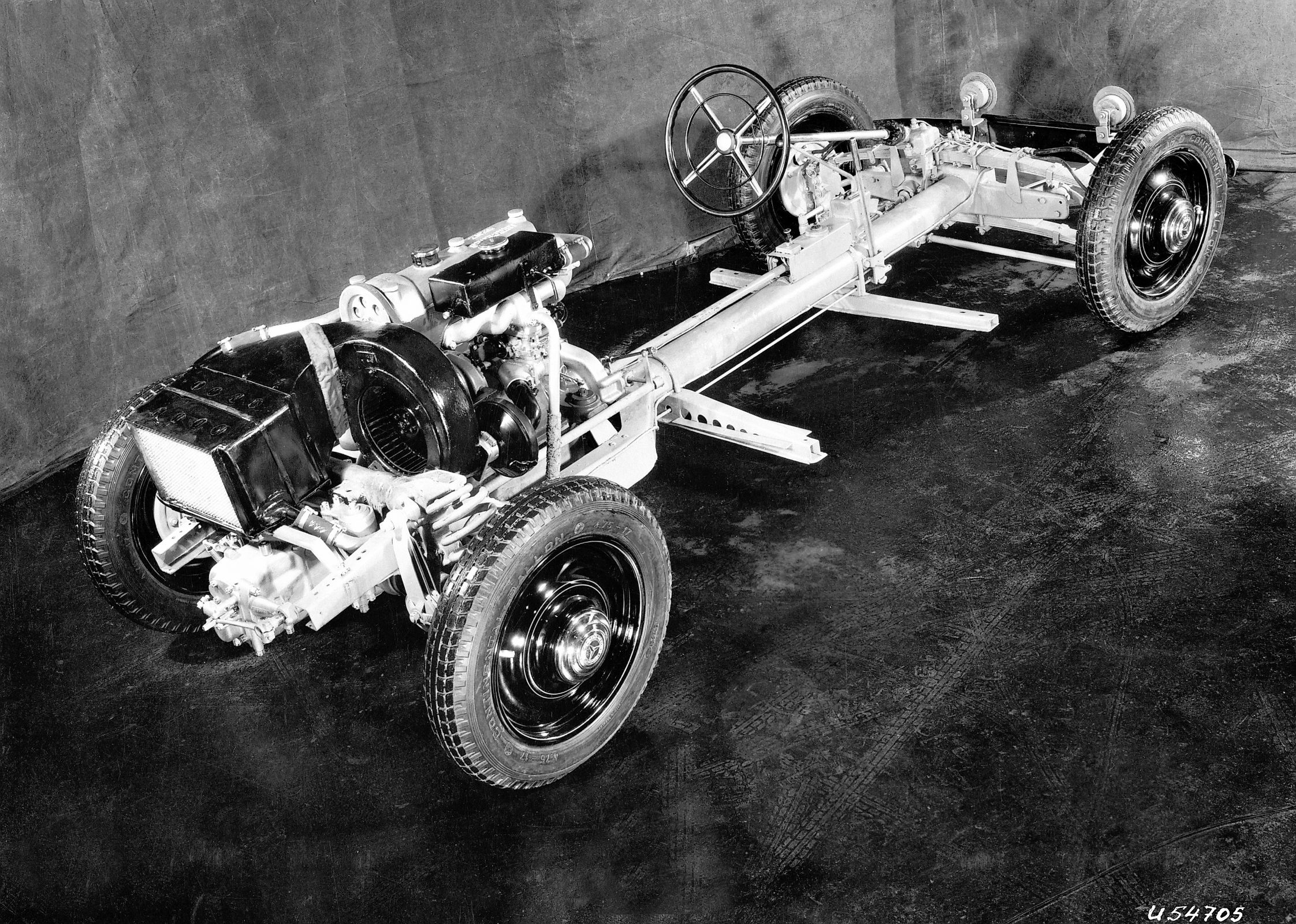 Mercedes 150 Sport Roadster