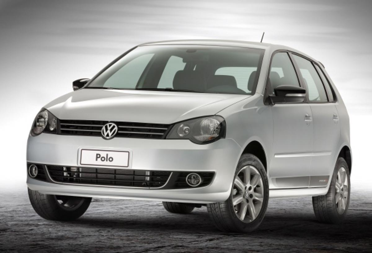 Polo Sedan hatch brasil 2012 2