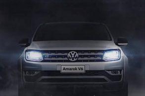 Volkswagen anuncia Amarok V6 nas redes sociais