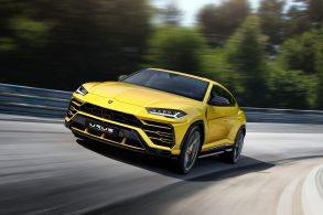 Lamborghini lança o Urus, o primeiro utilitário superesportivo
