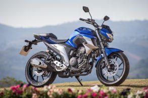 Yamaha Fazer 250 ABS 2018: Manequim renovado