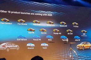 """VW confirma """"Tharu"""", mais um SUV, novo Gol e Polo esportivo para o Brasil"""