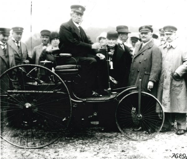 Patent-Motorwagen de Karl Benz