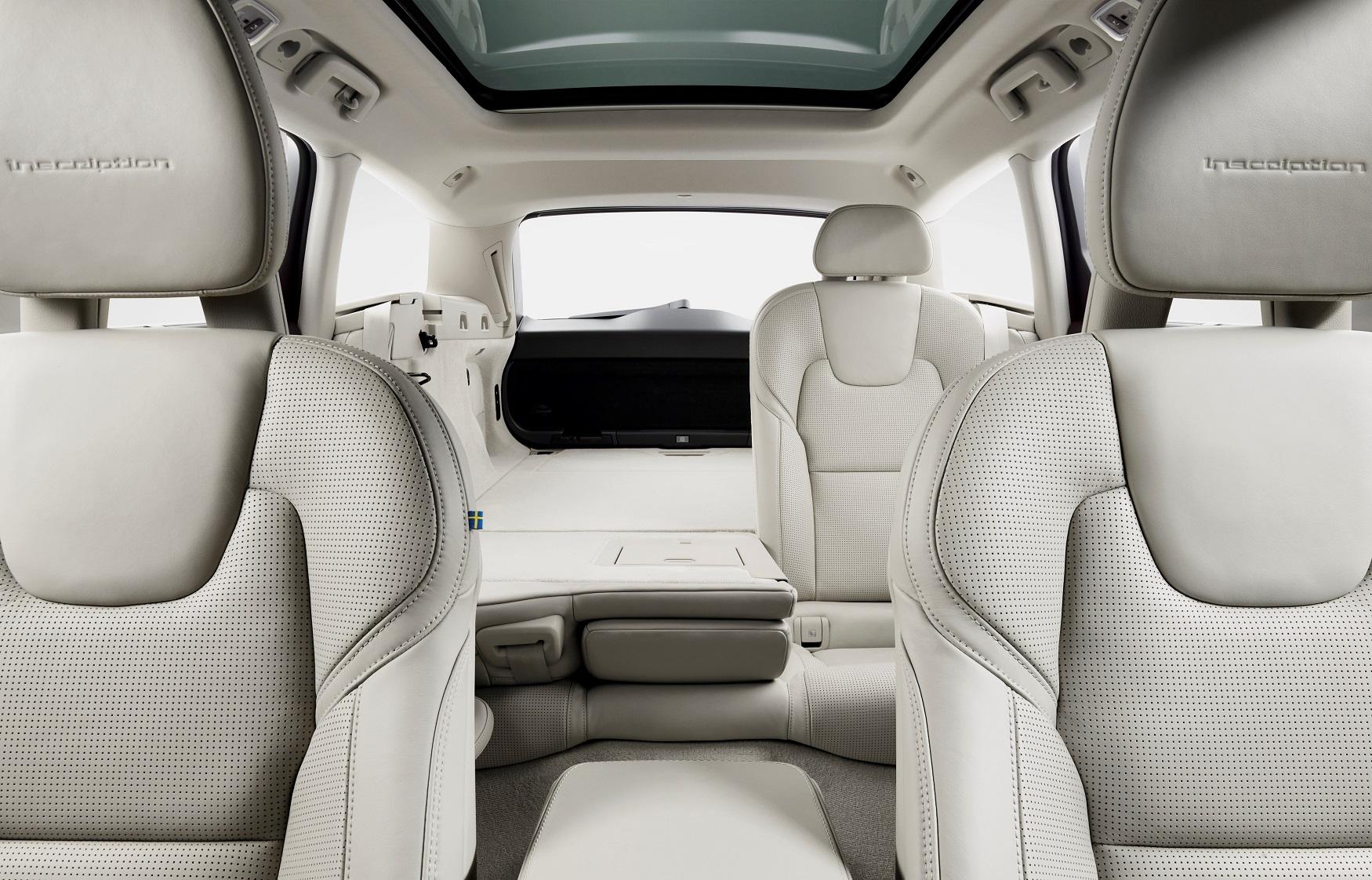 tisha 173842 volvo v90 studio folding rear seats