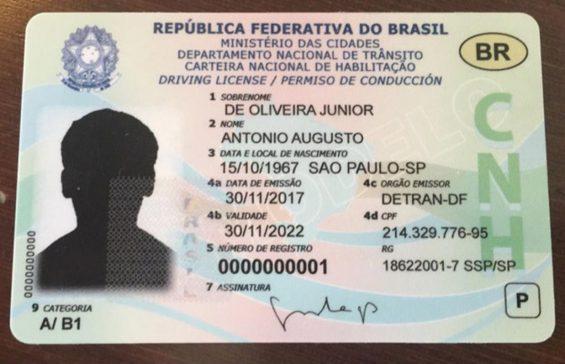 Detran | Divulgação