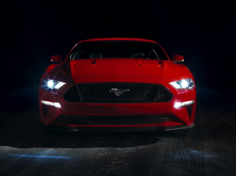 Roberto Nasser Rota 2030 Mustang