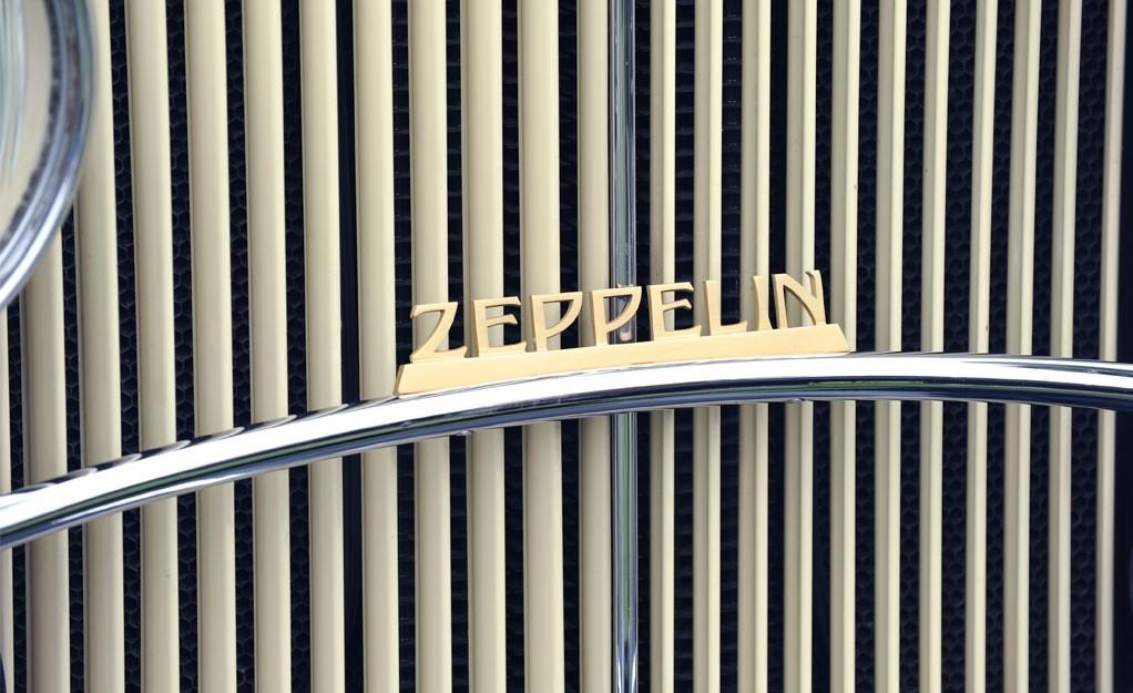 Mercedes Maybach Zeppelin