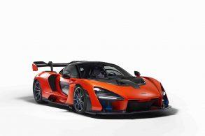 McLaren Senna: hipercarro de 800 cv e R$ 3,3 milhões