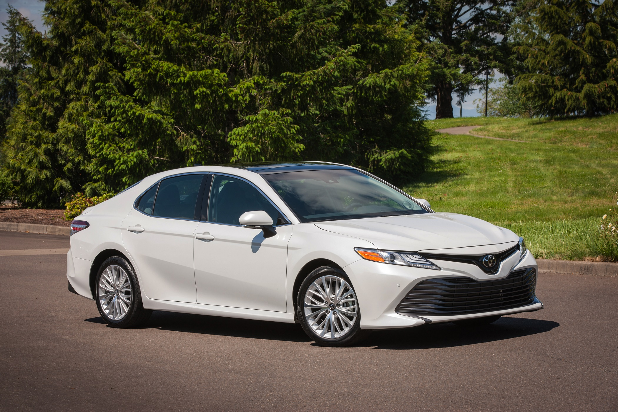 toyota camry 2018 xle