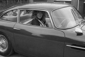 Aston Martin DB5 de Robert Plant está à venda