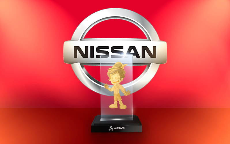 Pinóquio de Ouro 2017 Boris Feldman Nissan Frontier