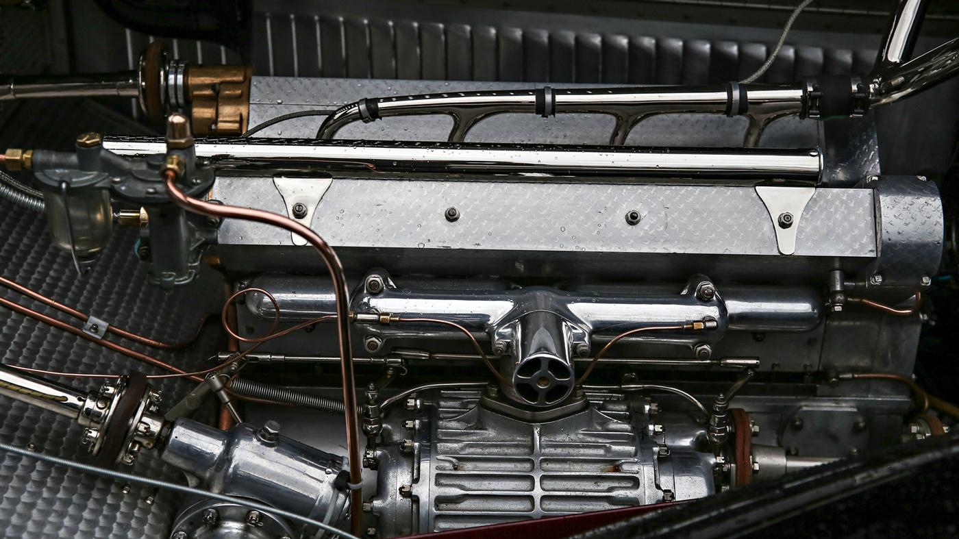 Bugatti Type 55 Roadster de 1931