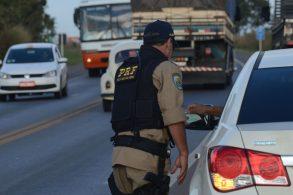 PRF multa mais de 30 mil por excesso de velocidade