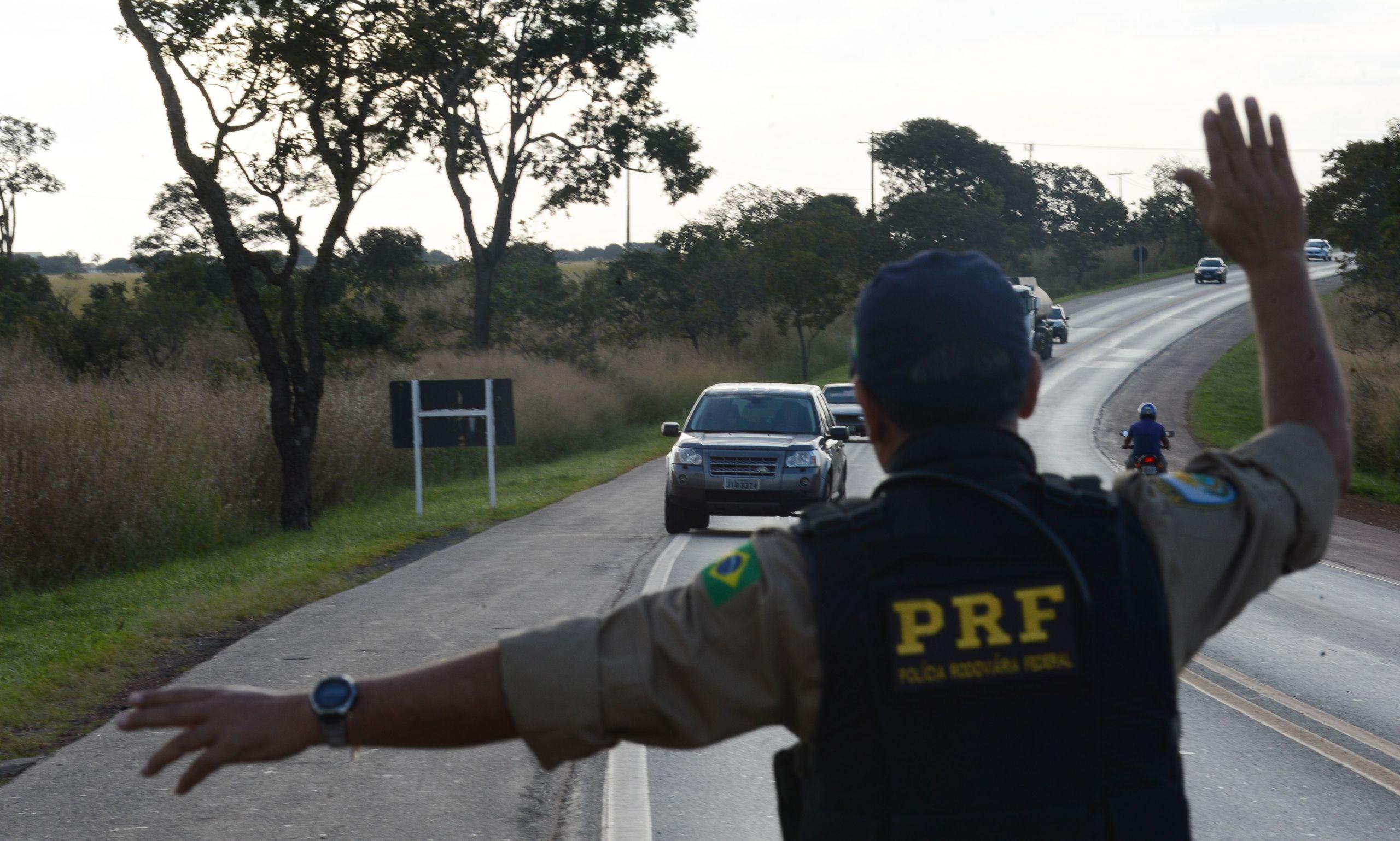 O excesso de velocidade foi o principal motivo para multas durante a Operação Rodovida