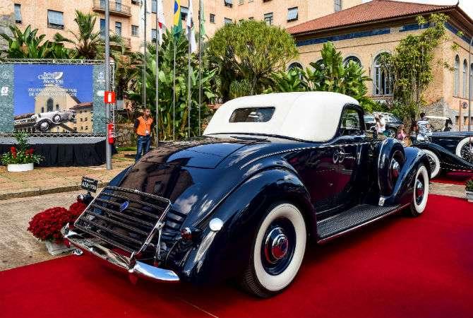 Clássicos do Boris: Lincoln K Le Baron 1936