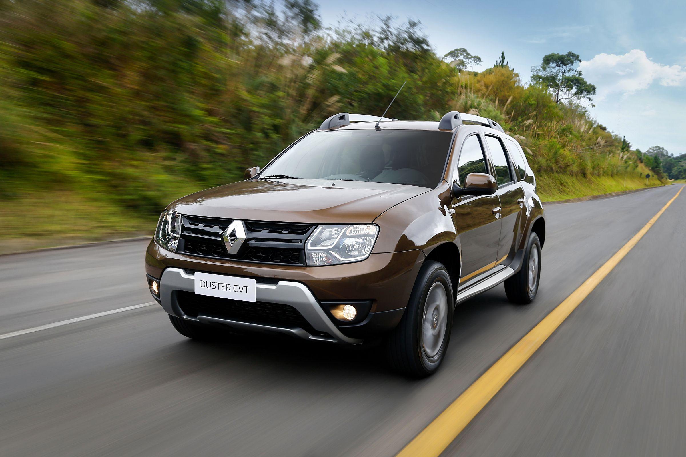 Renault convoca quase 12 mil unidades dos modelos Duster e Oroch para recall dos freios. Falha grave acomete veículos produzidos entre 2017 e 2018.