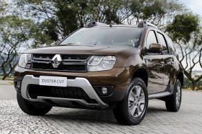 Renault Duster CVT 1.6 16V Dynamique