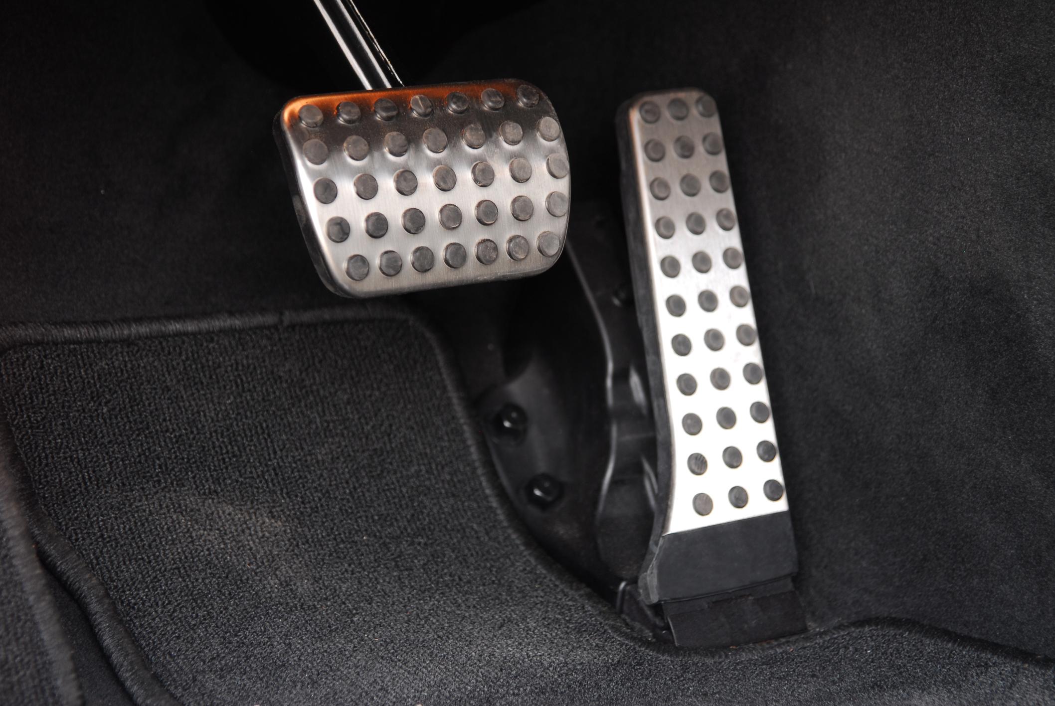 pedal automatico