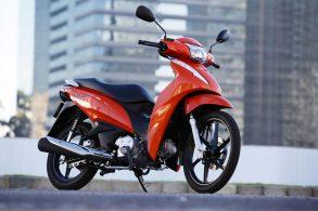 Honda Biz 110i e 125 2018: Assombrando os japoneses
