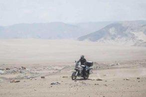 [Diário] Guiei uma Honda Africa Twin do Acre até o Oceano Pacífico